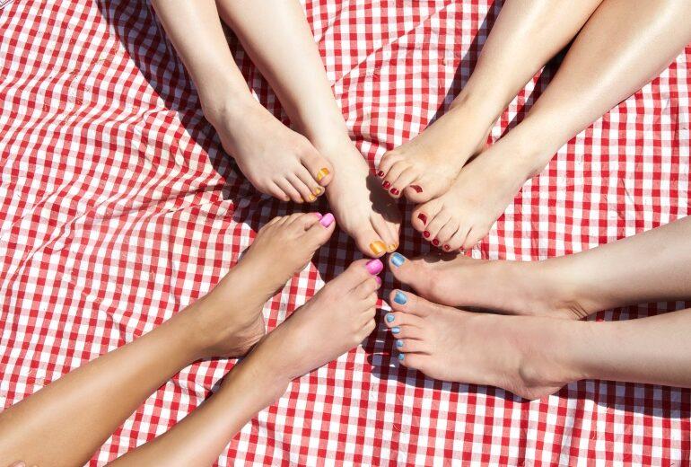 5 consigli per gambe sgonfie e leggere quando arriva il caldo