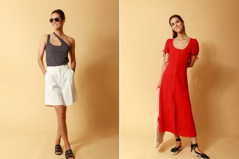 Amazon Fashion Prime Day 2021: ecco i 4 look estivi scelti da Giulia Torelli