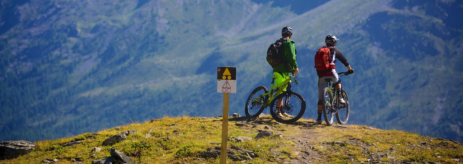 LA THUILE MTB_panorama RUTOR_La Thuile valle d'aosta-2