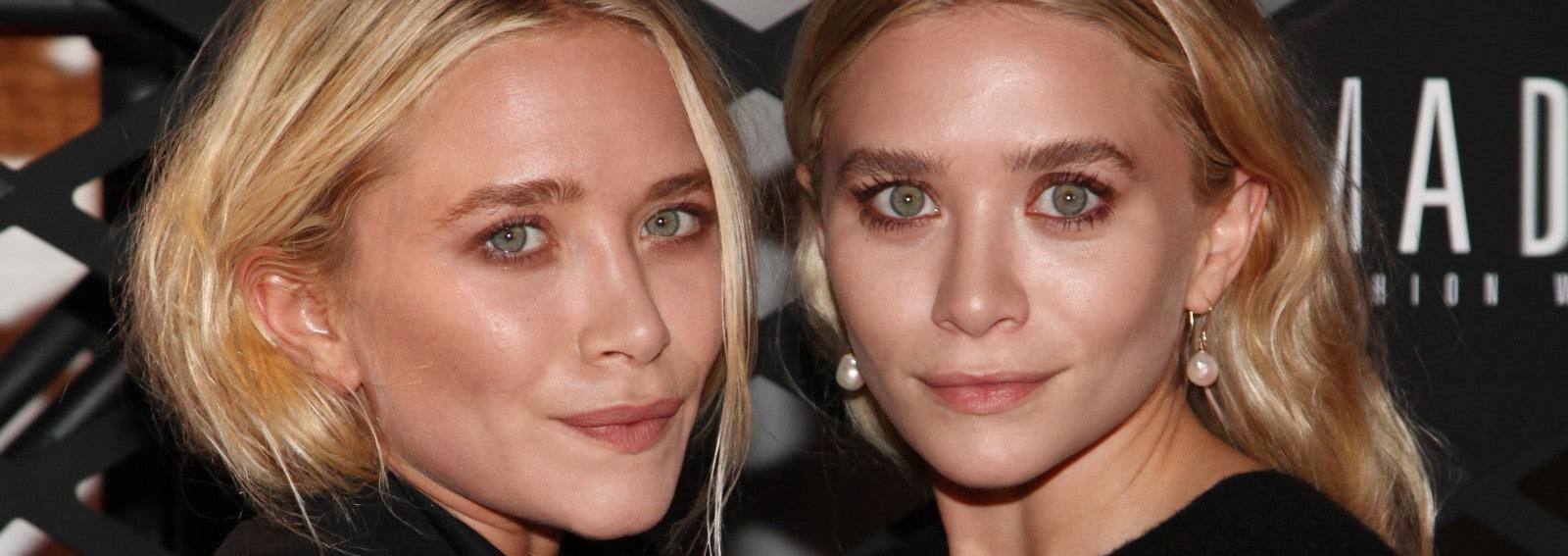 Mary-Kate e Ashley Olsen hero