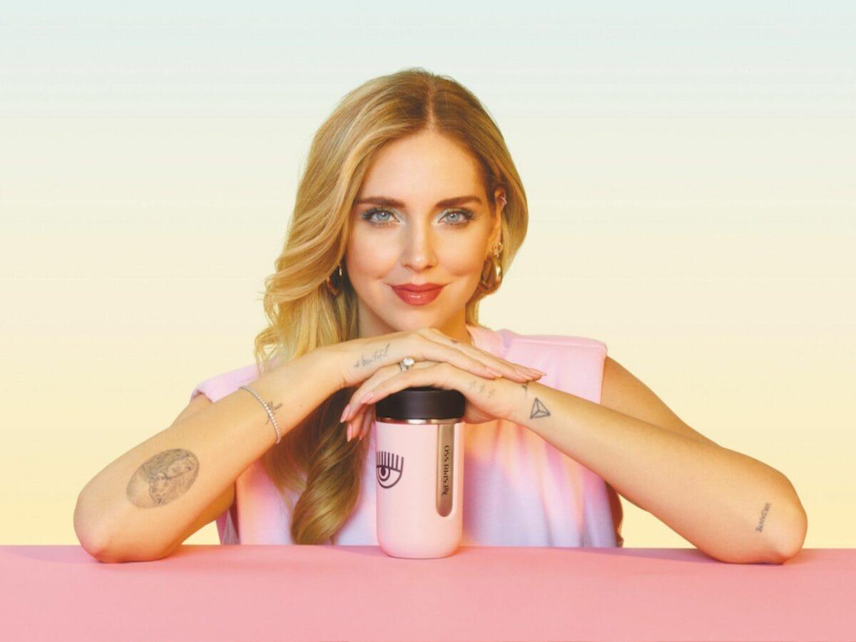 Nespresso Chiara Ferragni Caffè (4)