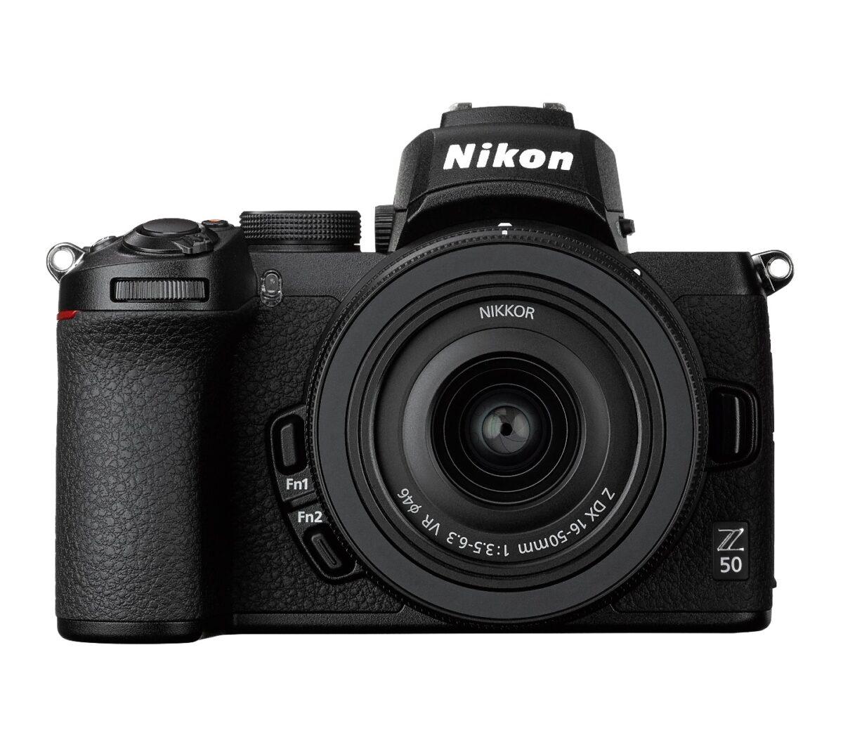 Nikon Z 50_