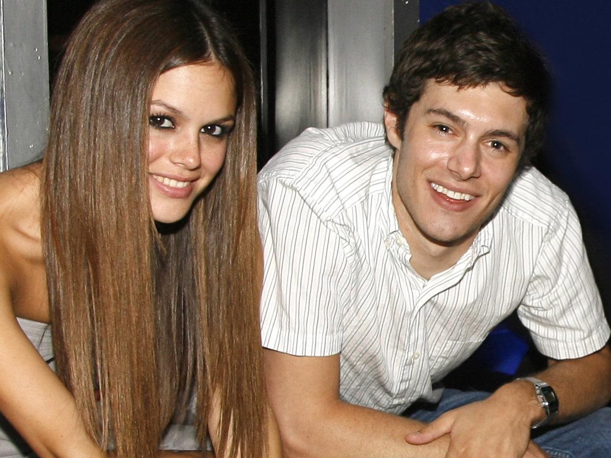 Rachel Bilson e Adam Brody