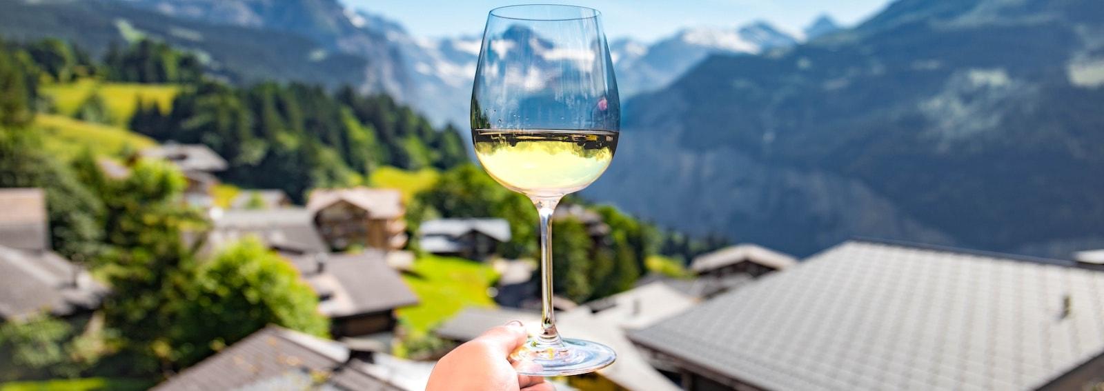 bicchiere vino