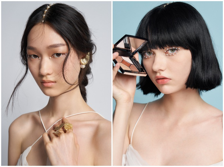 dior make up 2022 cruise cover mobile