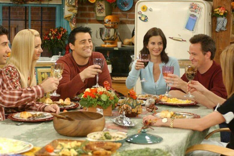Come sono diventati e cosa fanno oggi gli attori di Friends: foto a confronto