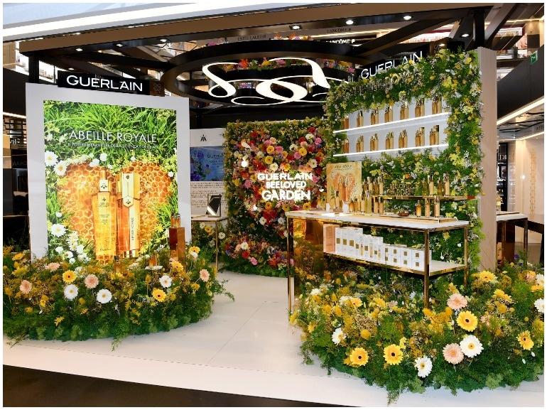 guerlain bee garden sinatra torino cover mobile