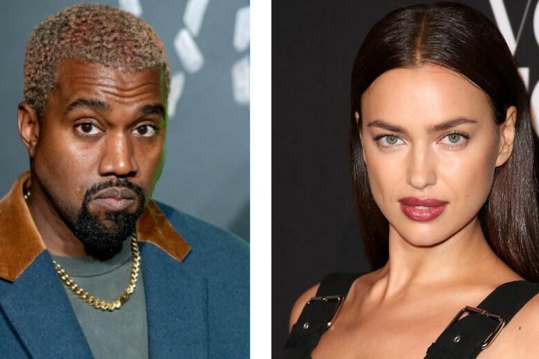 Ecco perché Irina Shayk e Kanye West si sono lasciati