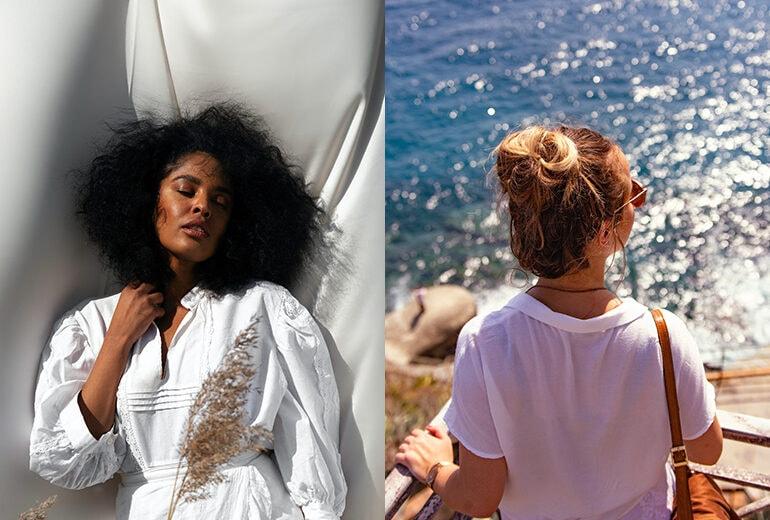 Come proteggere i capelli al sole per una chioma sana e fluente anche in estate