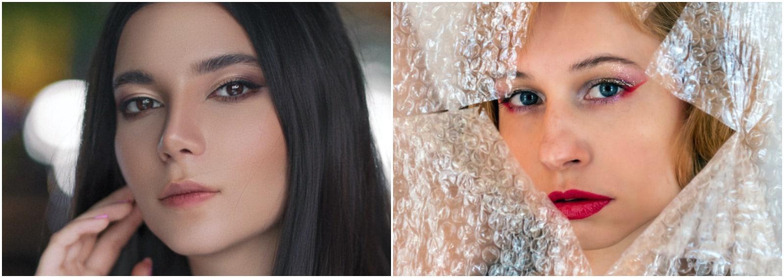 reverse eyeiner trucco occhi al contrario cover desktop