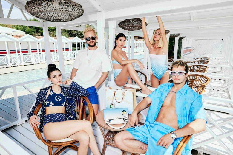 Un'estate tra amici: il servizio moda sul nuovo numero di Grazia