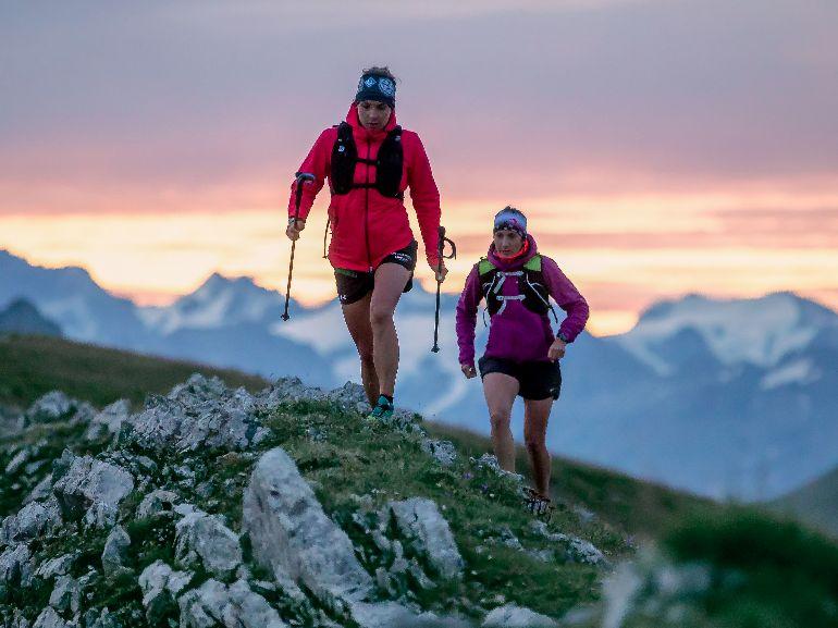 trail running livigno