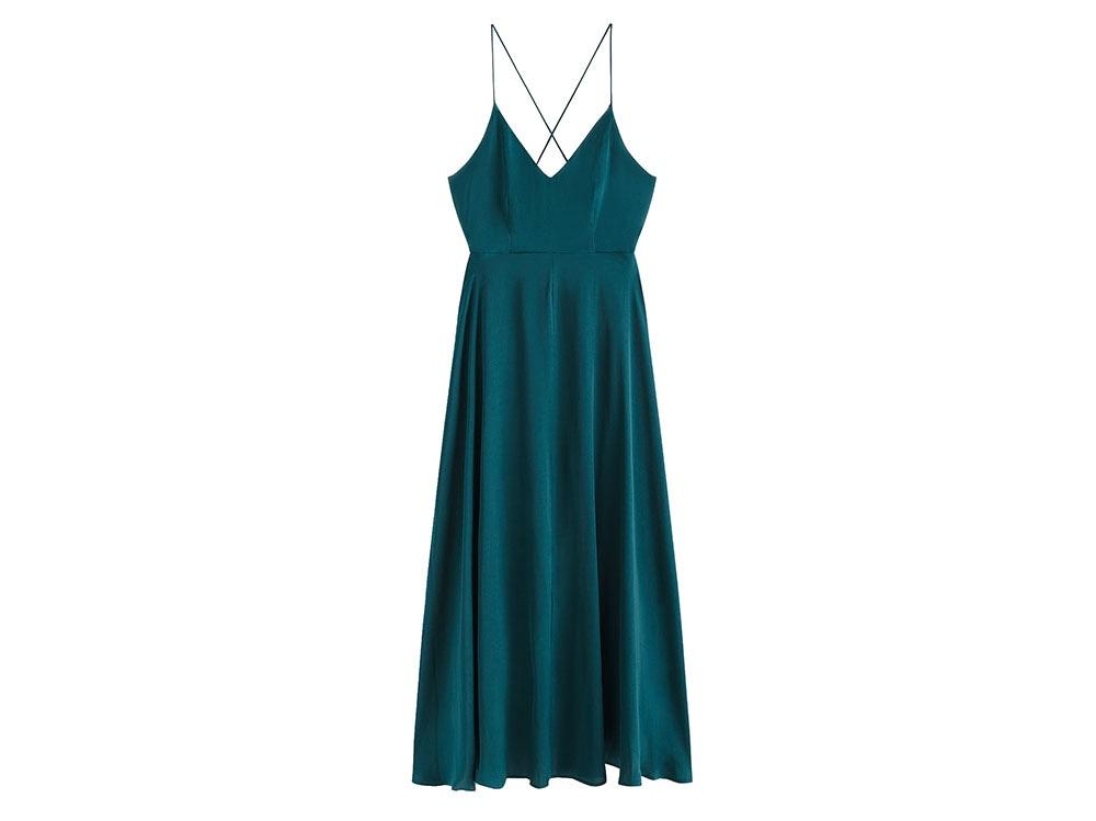 vestito-in-satin-oysho-49,99