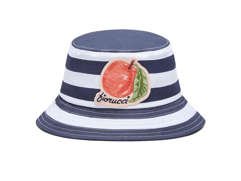 Bucket-hat-righe-blu-e-bianche_Fiorucci