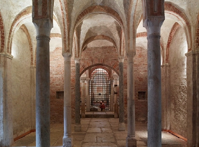 Cripta san sepolcro