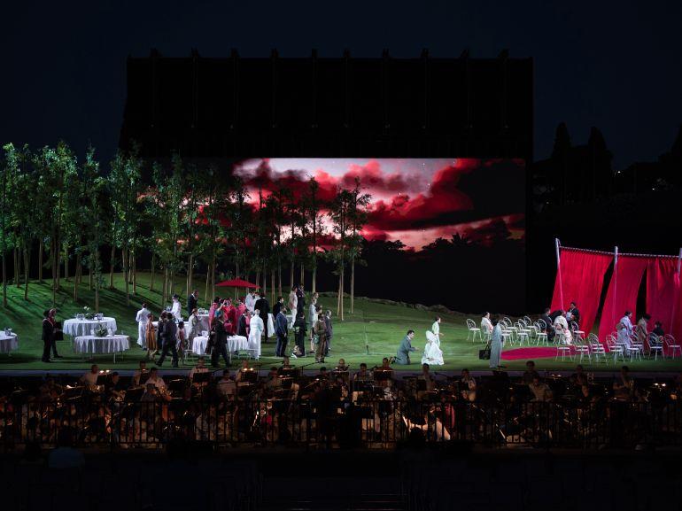 Madama Butterfly ph Fabrizio Sansoni Teatro dell'Opera di Roma