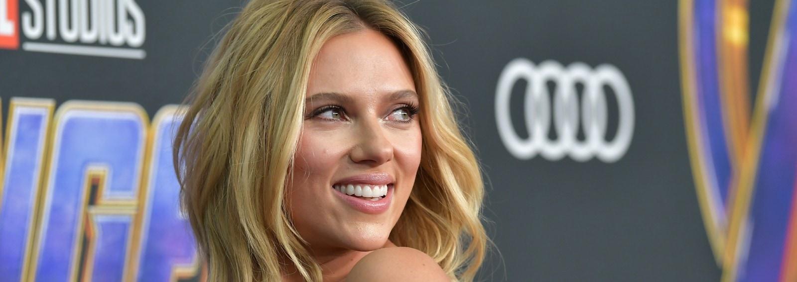 Scarlett Johansson hero