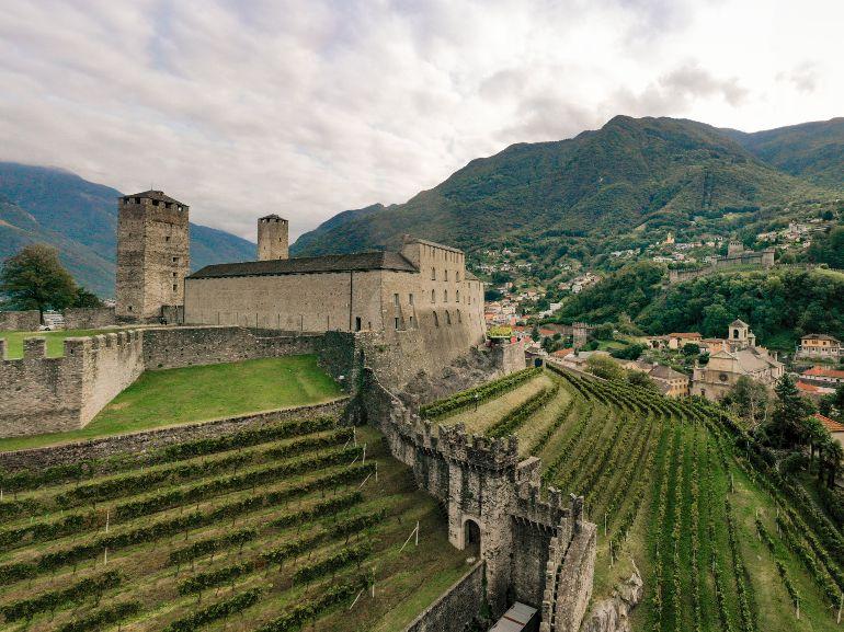Schweiz Tourismus : Nicola Fuerer