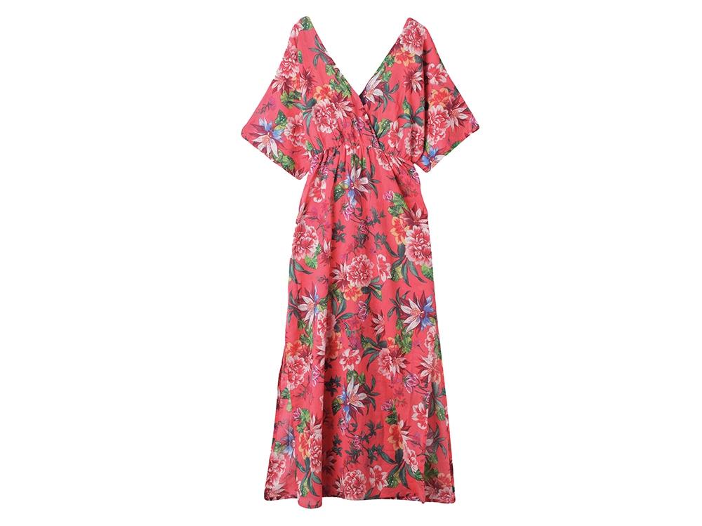 calzedonia-abito-lungo-con-scollo-incrociato-e–stampa-floreale