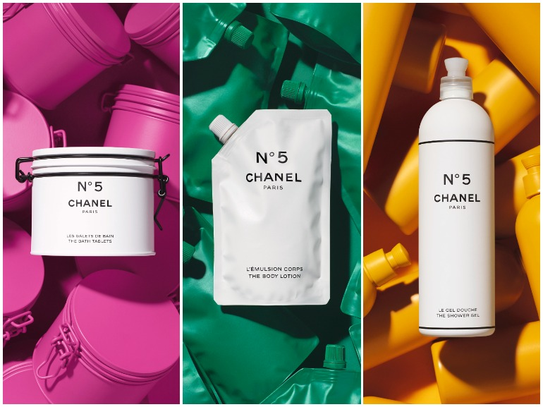chanel n 5 factory collection cover mobile