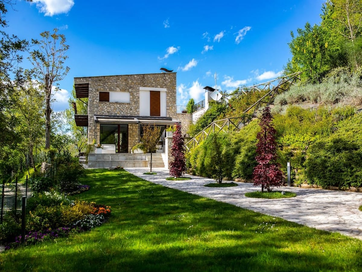cottage abruzzo airbnb