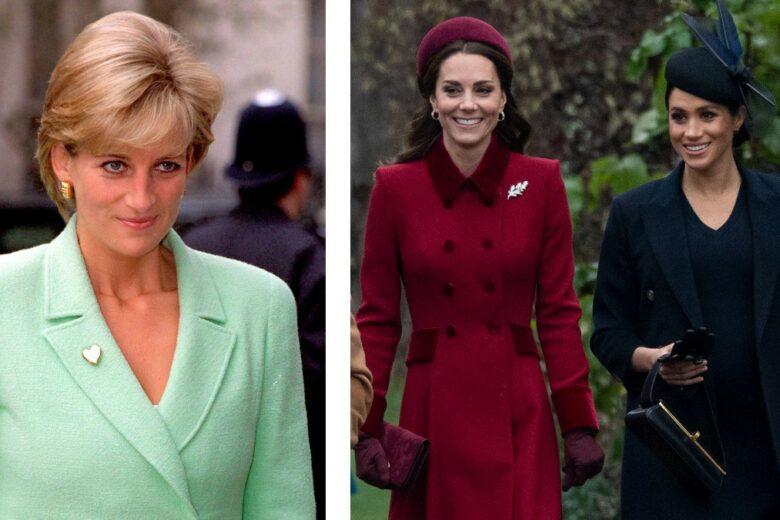 Cosa avrebbe pensato davvero Lady Diana di Kate e Meghan? Ecco la risposta