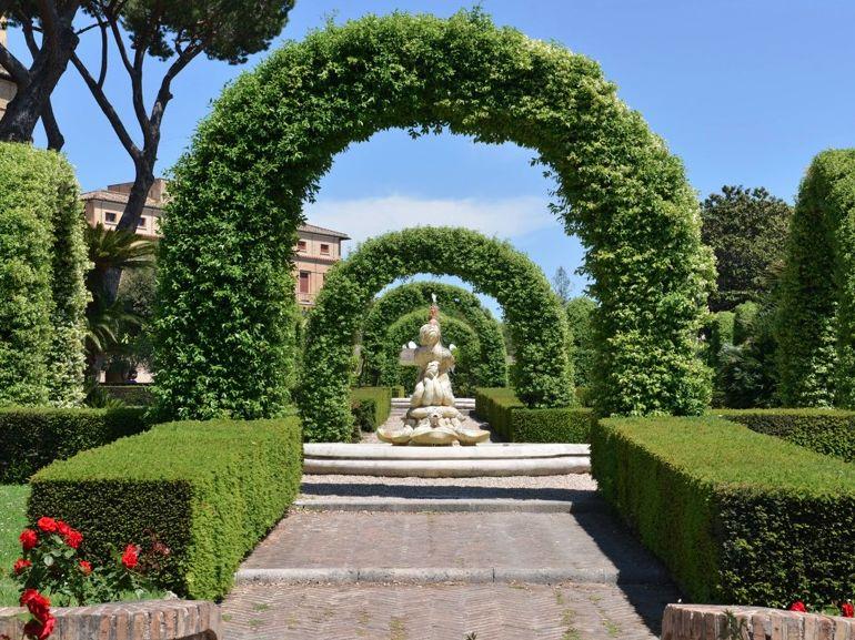 giardini vaticani vaticanstate