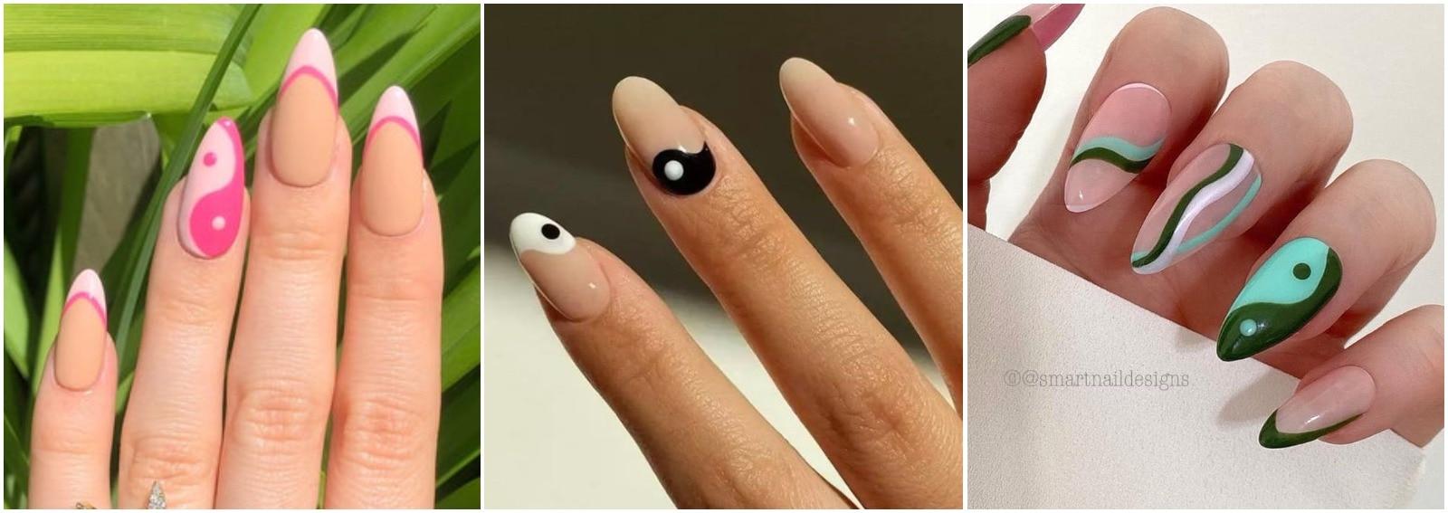 unghie ying yang manicure cover desktop