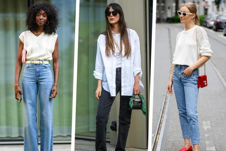 Jeans: i modelli must che non vorrete assolutamente perdervi quest'autunno