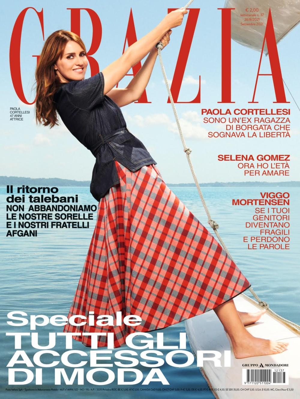 cover grazia 37