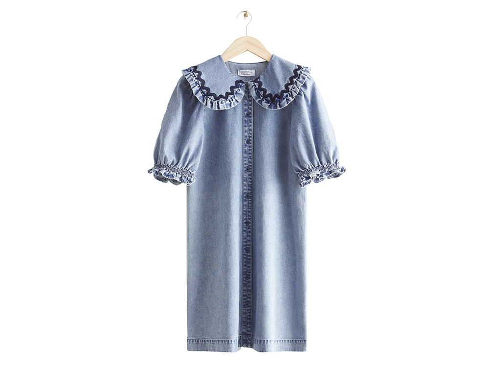 frilled-mini-dress-and-other-stories