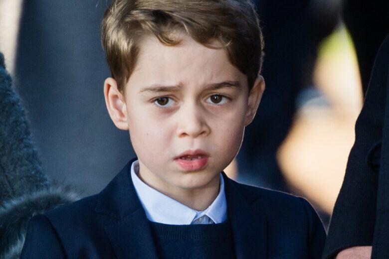 Il principe George potrebbe lasciare Londra per andare a vivere in collegio