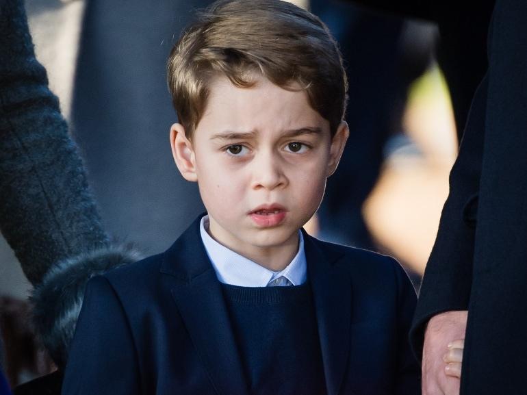 principe geroge hero piccola