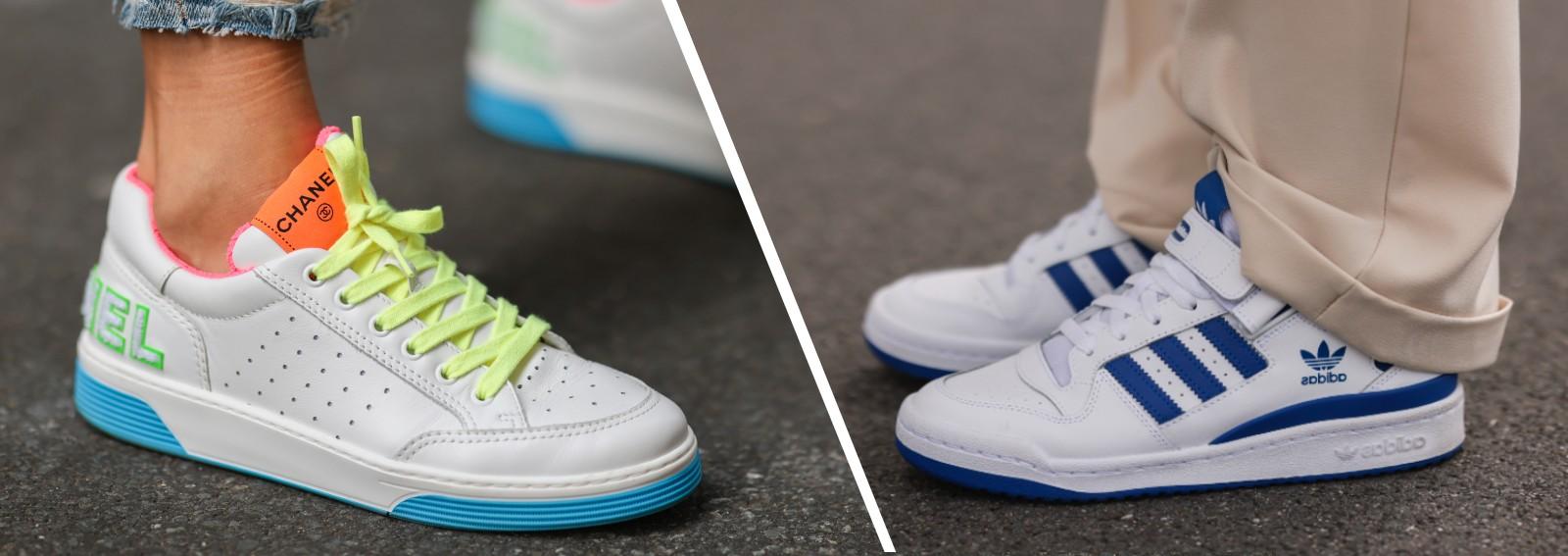 sneakers DESK