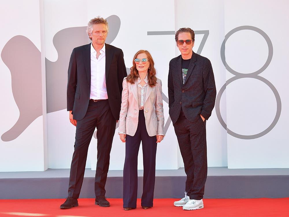 """Les Promesses"" Red Carpet – The 78th Venice International Film Festival"