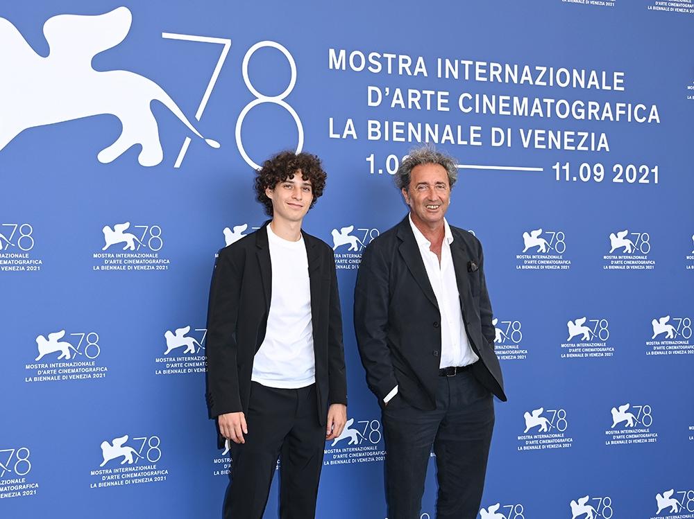 """The Hand of God"" Photocall – The 78th Venice International Film Festival"