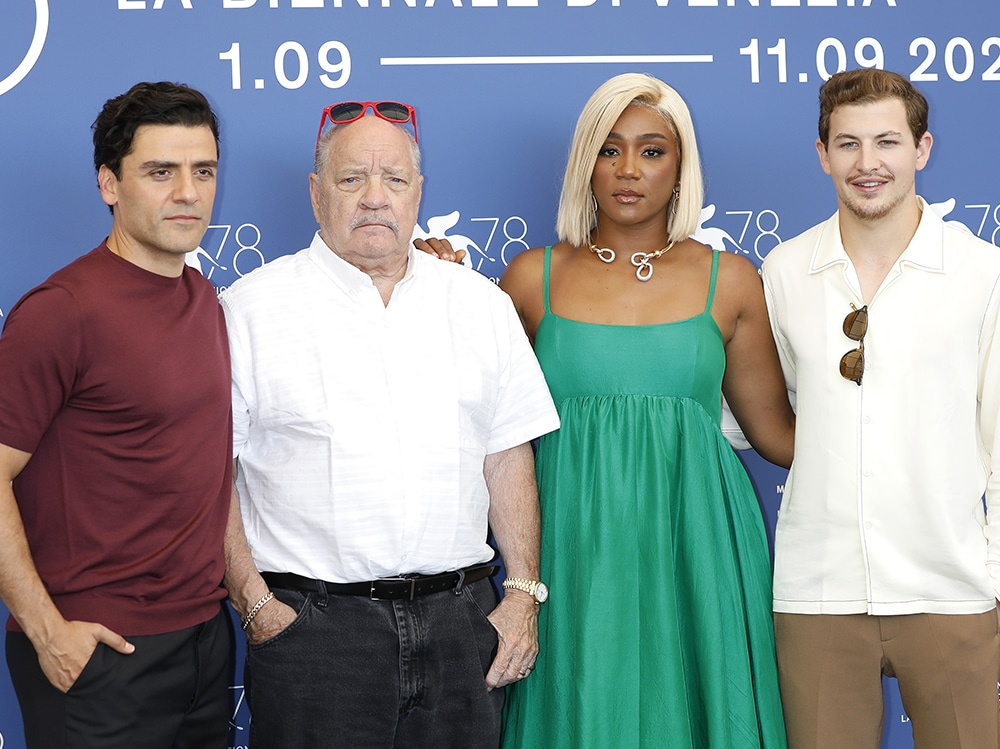 Photocall of 'The Card Counter'