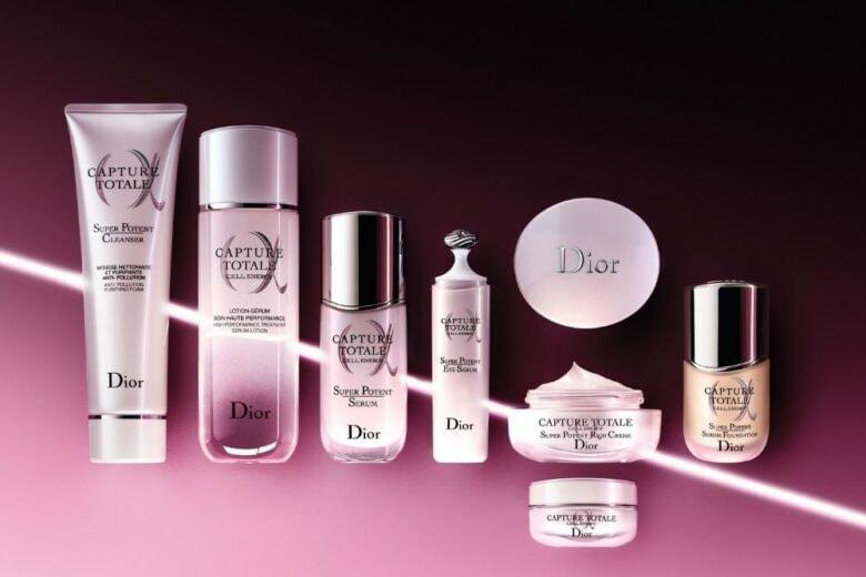 Sette giorni per una pelle ancora più giovane e bella con Capture Totale C.E.L.L. Energy di Dior