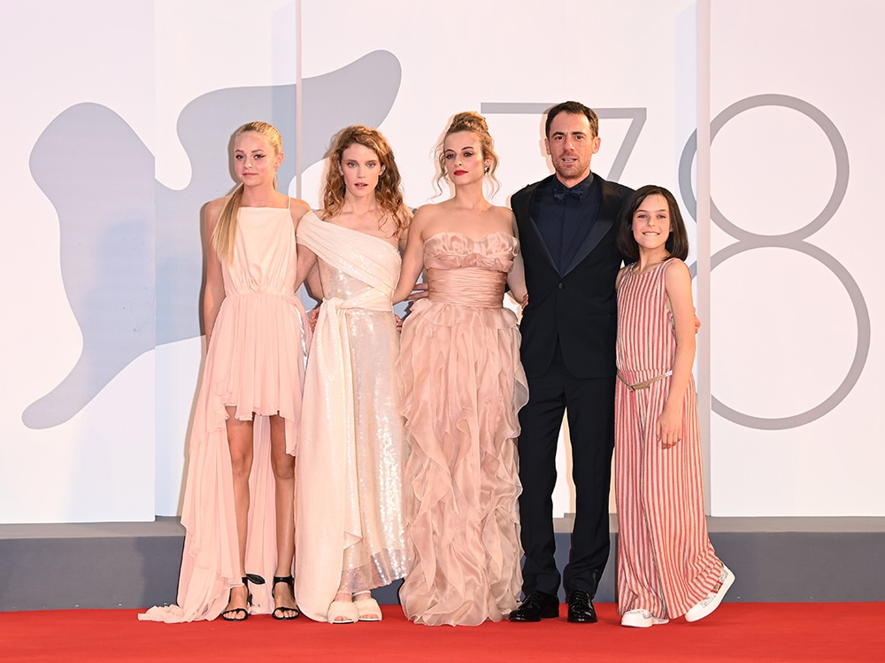 """America Latina"" Red Carpet – The 78th Venice International Film Festival"
