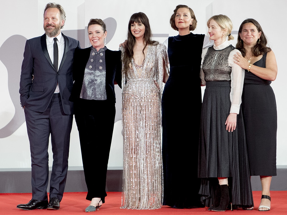 """""""The Lost Daughter"""" Red Carpet – The 78th Venice International Film Festival"""