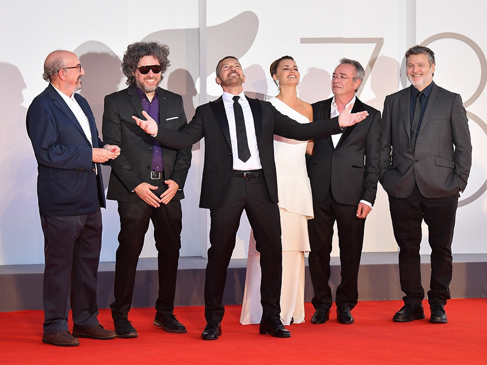"""Competencia Oficial"" Red Carpet – The 78th Venice International Film Festival"