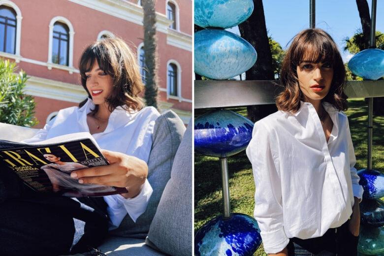 """Venezia 78: intervista a Greta Ferro, la star di """"Made in Italy"""""""