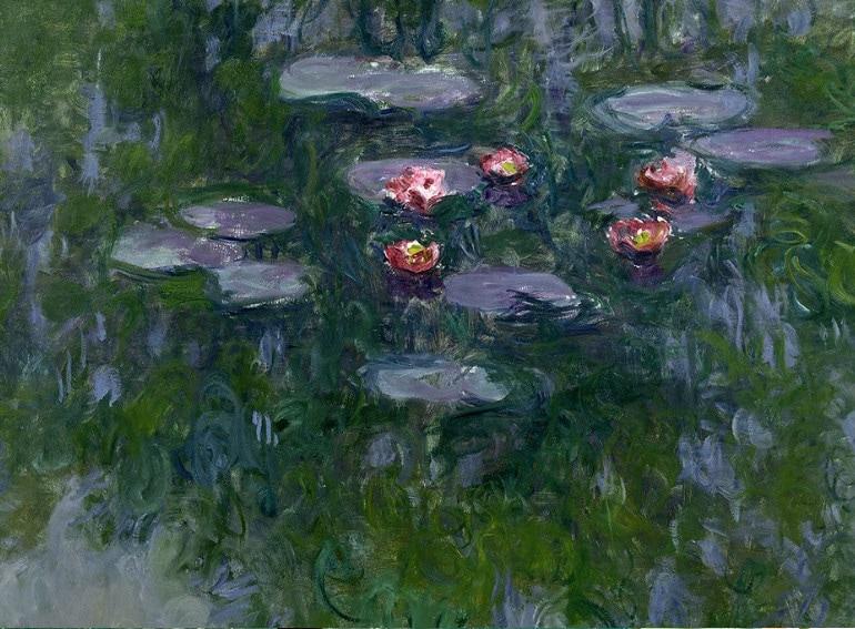 Monet Palazzo Reale