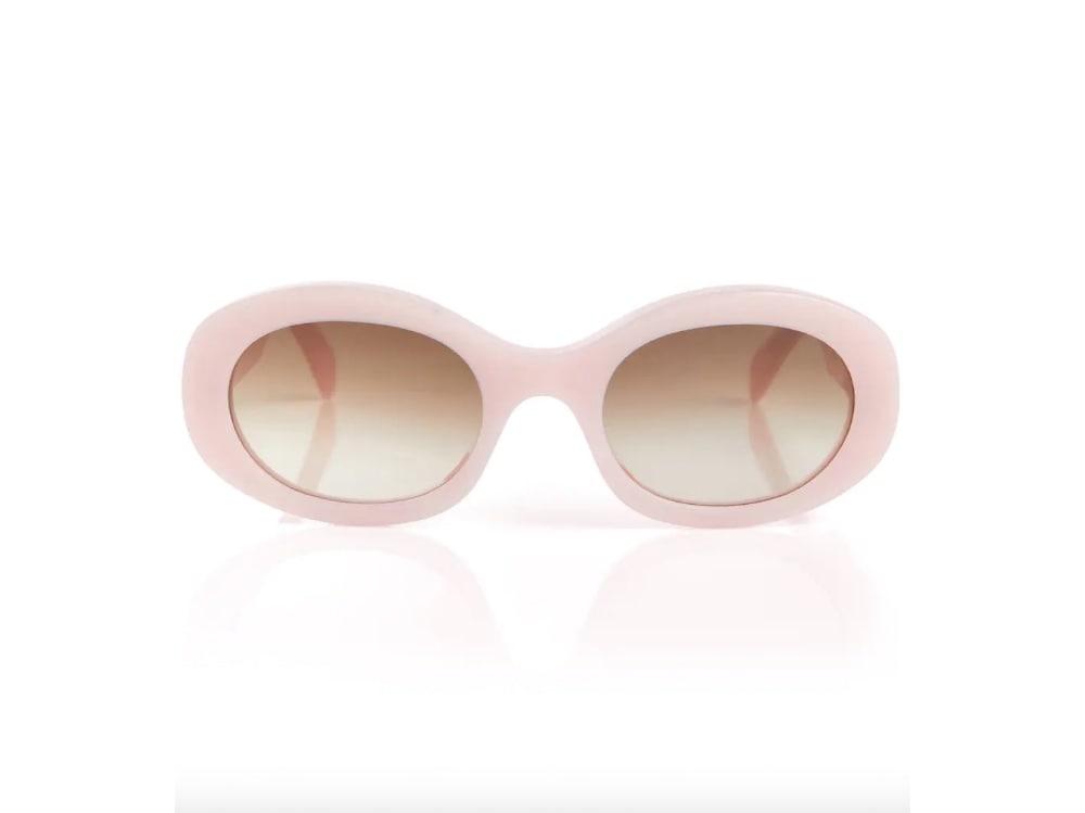 Occhiali ovali cipria_Celine Eyewear