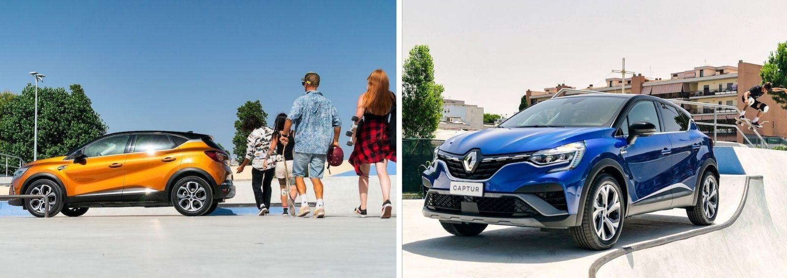 Renault hero DESK