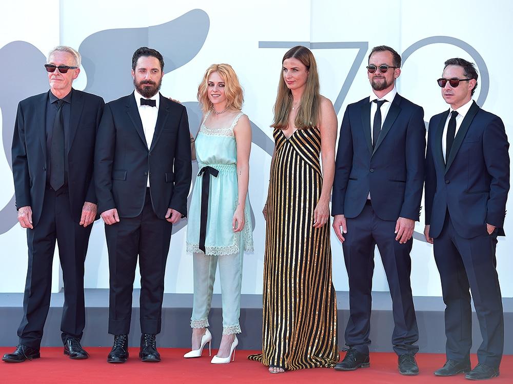 """Spencer"" Red Carpet – The 78th Venice International Film Festival"