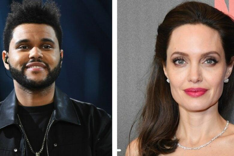 Angelina Jolie sta uscendo con The Weeknd? Ecco cosa c'è di vero (e cosa no)