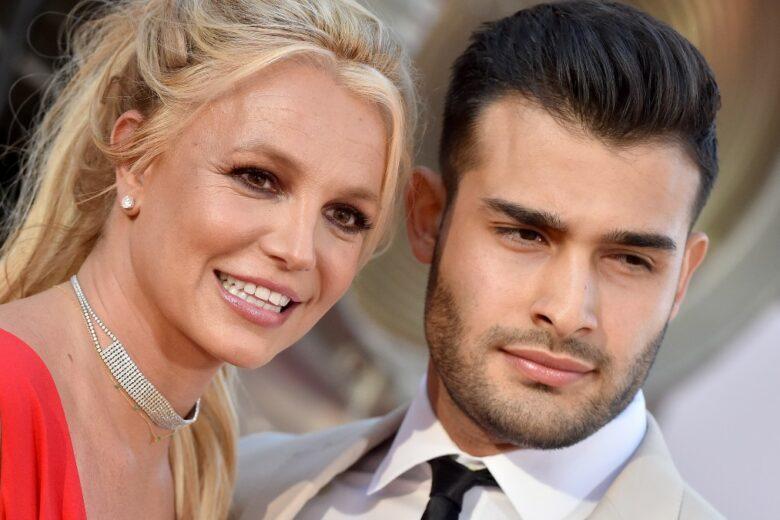 Britney Spears si sposa con Sam Asghari! Volete vedere l'anello?