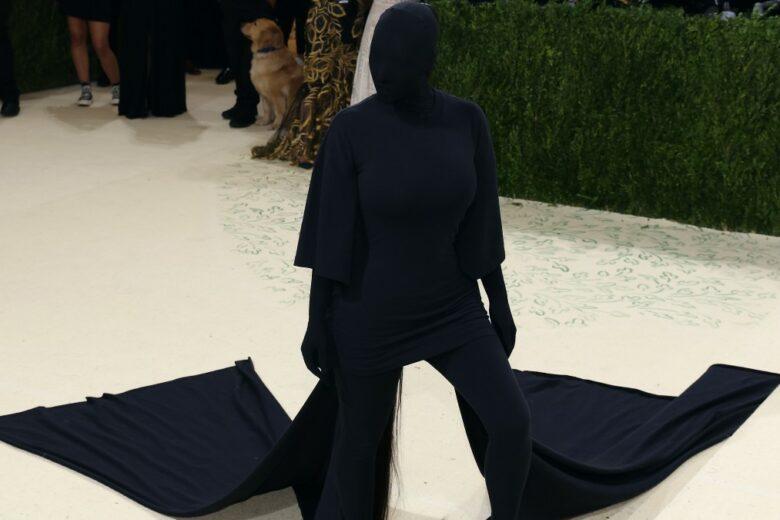 Ecco perché Kim Kardashian si è vestita in quel modo al Met Gala