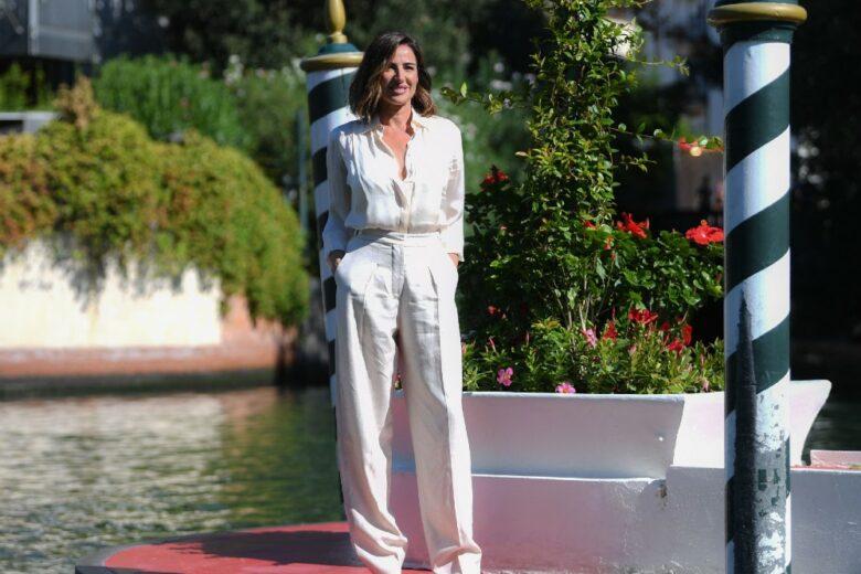 Venezia 78: tutte in pantaloni al Lido